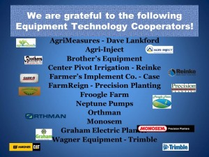Equipment Technology Cooperators