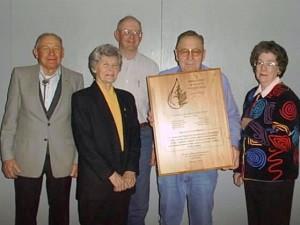 2002 INITIAL BOARD AWARD