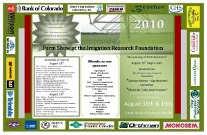2010 Farm Show Poster