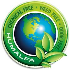 Humalfa - Chemical Free - Weed Free - Odor Free