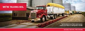 LG Seeds - Semi Truck
