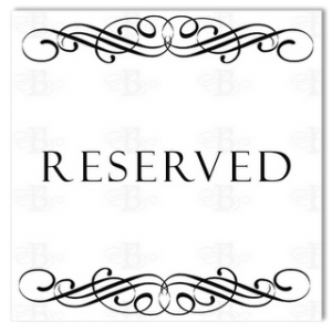 Reserved picture