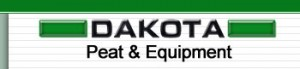 Dakota Peat & Equipment Logo