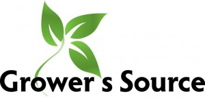 Grower's Source Logo White background